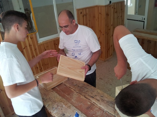 taller carpinteria madera