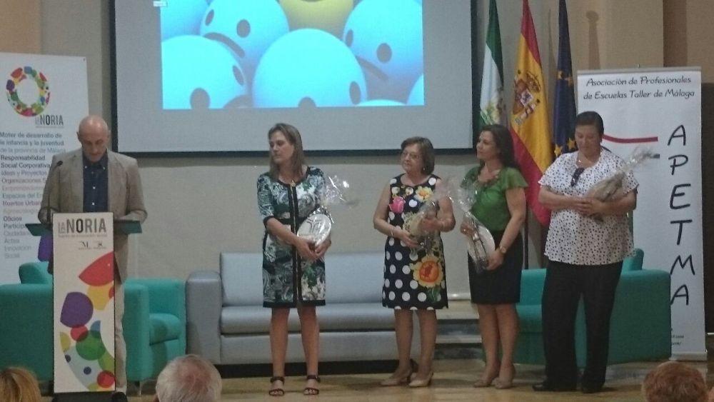 JORNADA INTELIENCIA EMOCIONAL Y RECONOCIMIENTOS DE APETMA. (4/6)