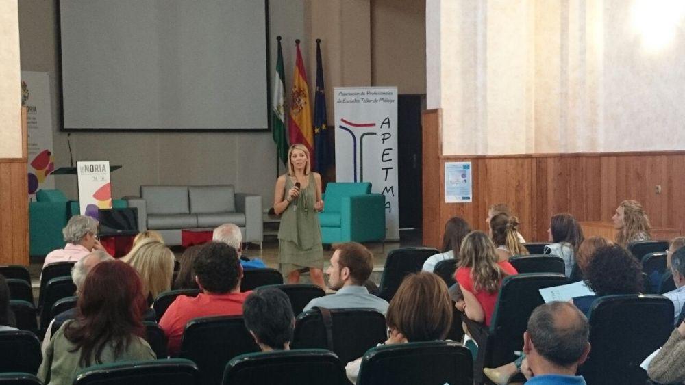JORNADA INTELIENCIA EMOCIONAL Y RECONOCIMIENTOS DE APETMA. (2/6)