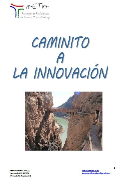 Portada Caminito a la Innovacion 2016