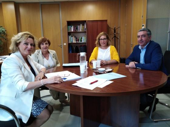 Reunión Delegada