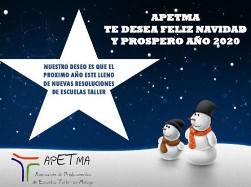 Felicitación APETMA 2019